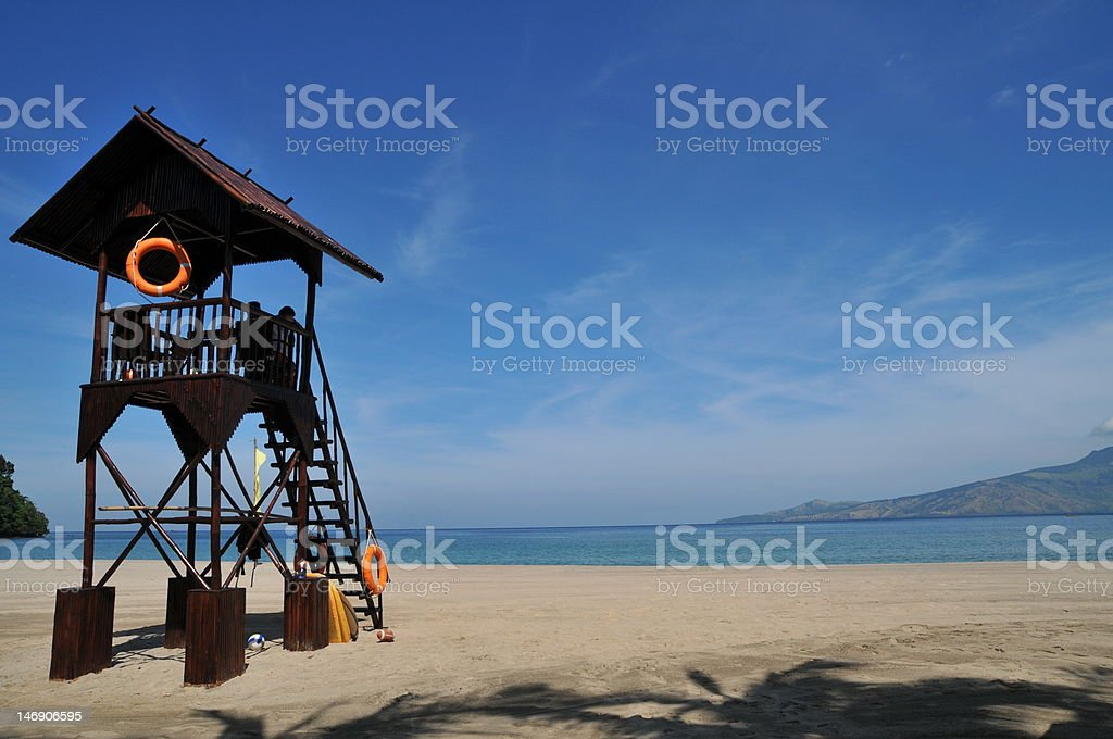 One Fine Day royalty-free stock photo
