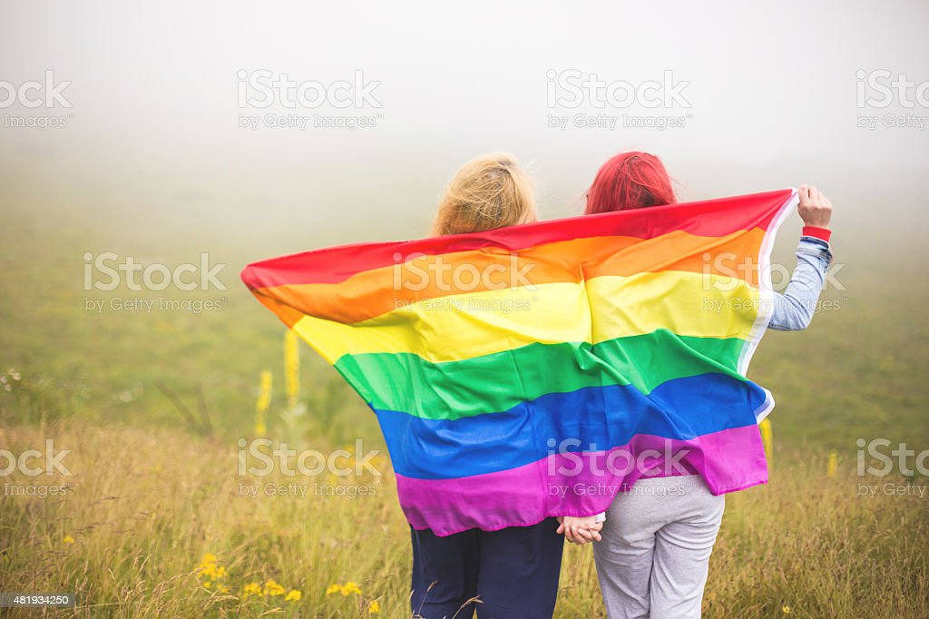 One love! stock photo
