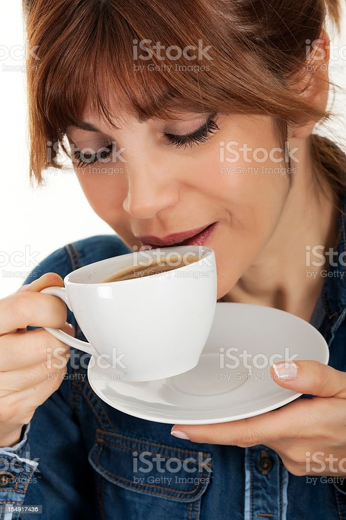 one more coffee stock photo