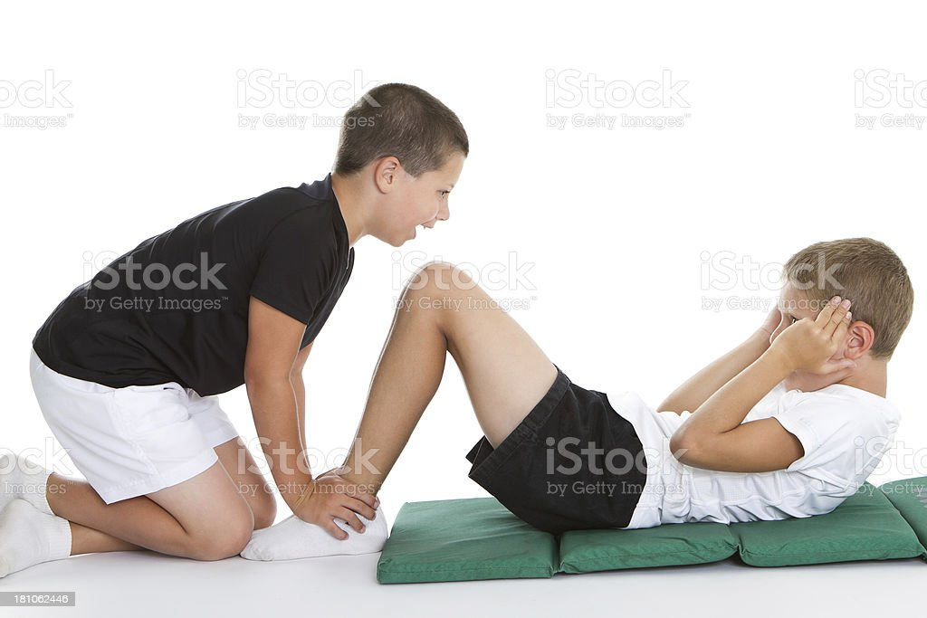 One more ... stock photo