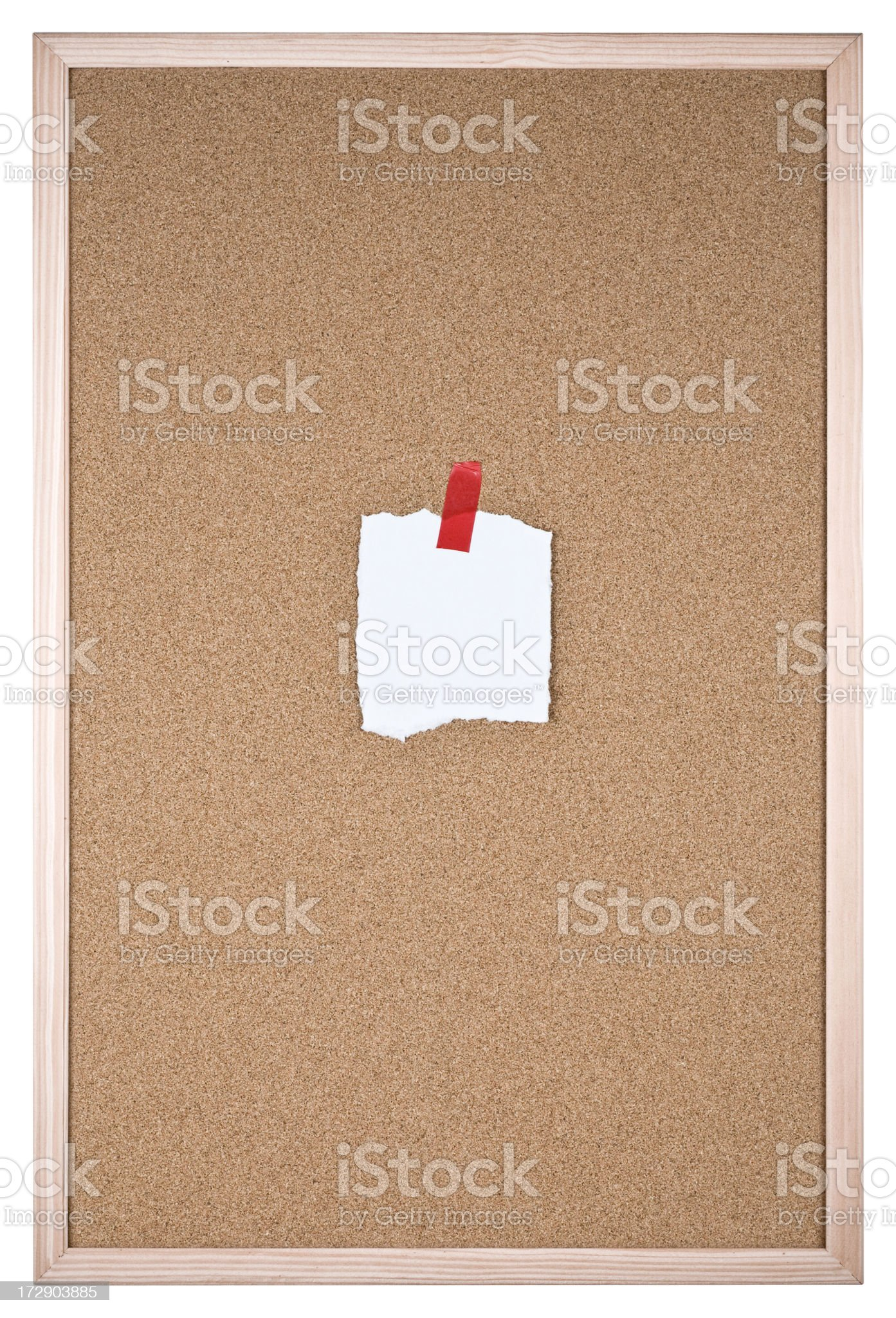 One note royalty-free stock photo