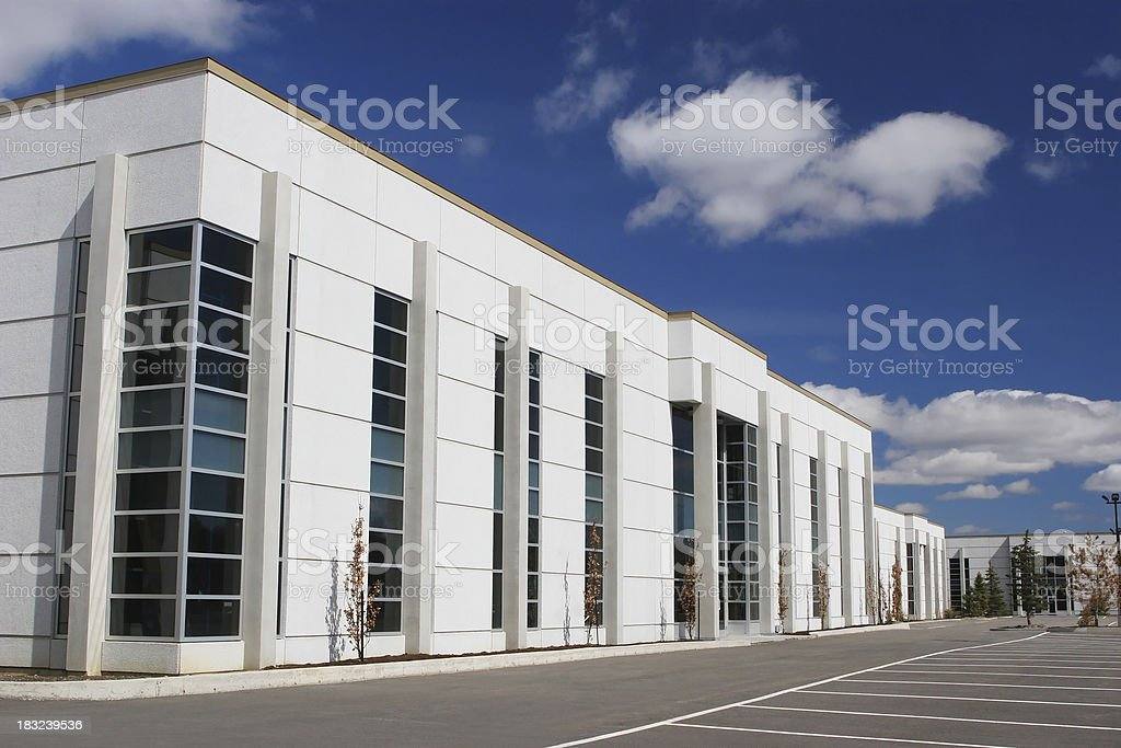 One of a kind Industry royalty-free stock photo