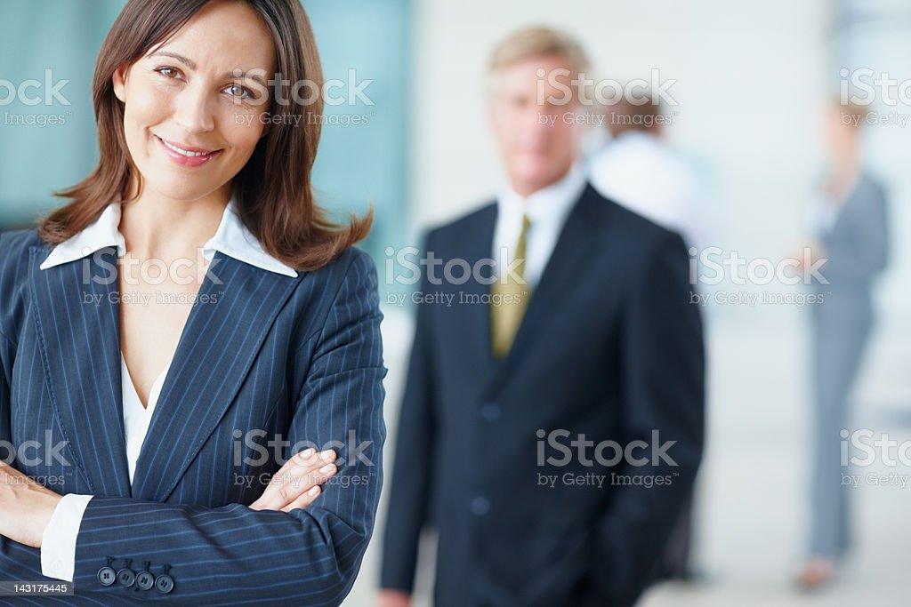 One of the company's top performers royalty-free stock photo