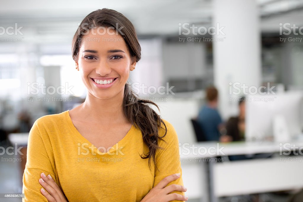 One success after another! stock photo
