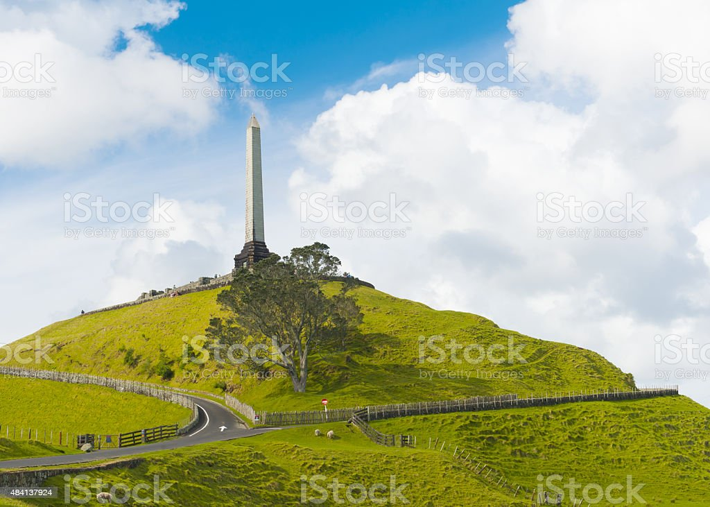One Tree Hill stock photo