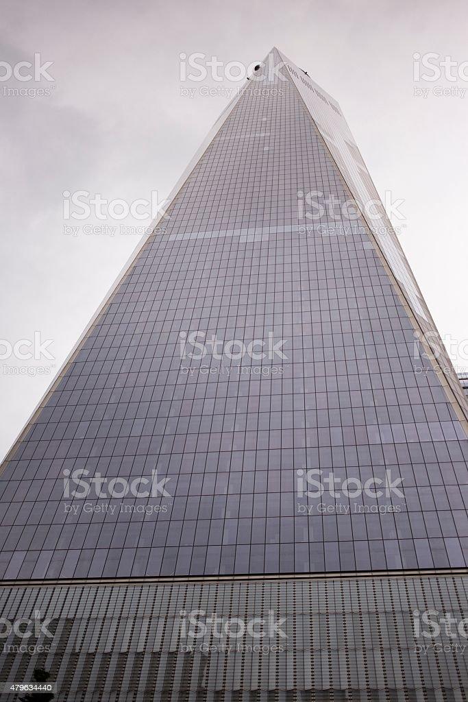 One World Trade Centre, New York stock photo