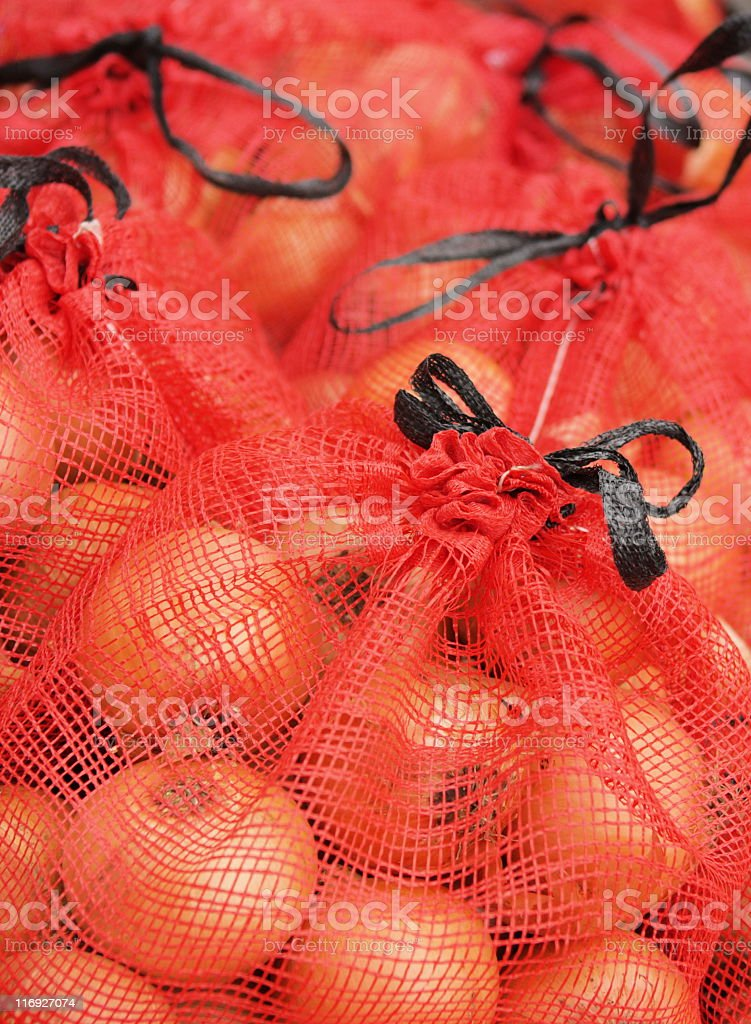 Onion Vegetable Farm Market Produce Food royalty-free stock photo