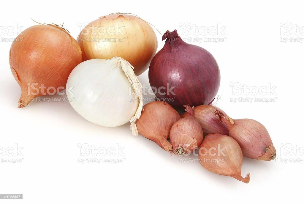 Onions! stock photo