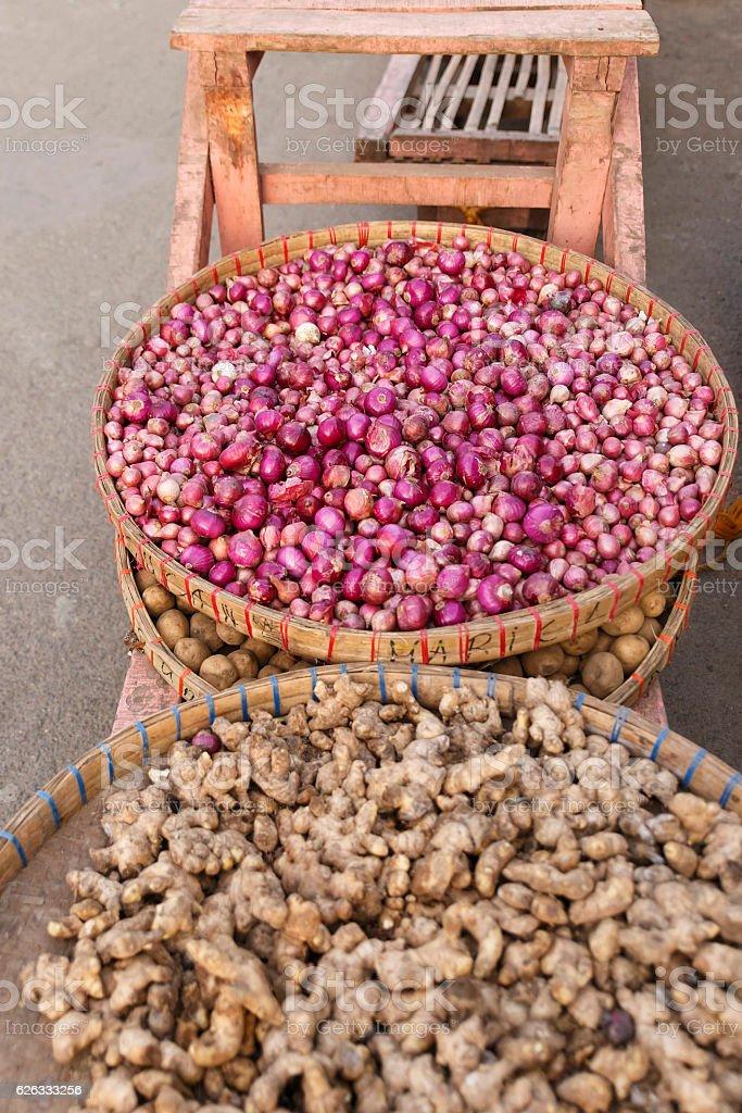 onions-cebu-philippines stock photo
