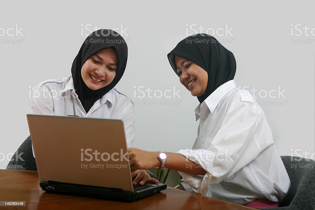 Online 2 royalty-free stock photo