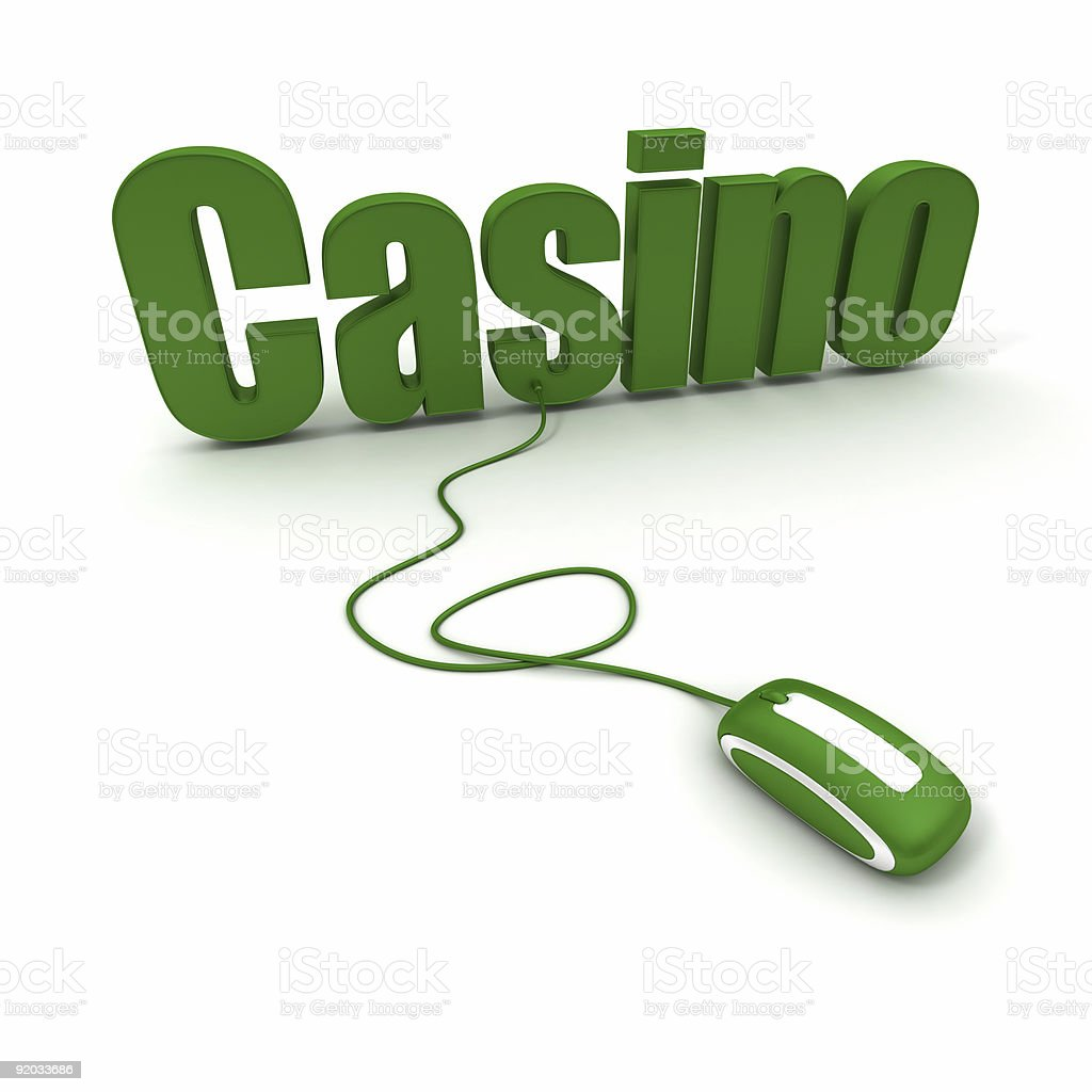 Online casino royalty-free stock photo