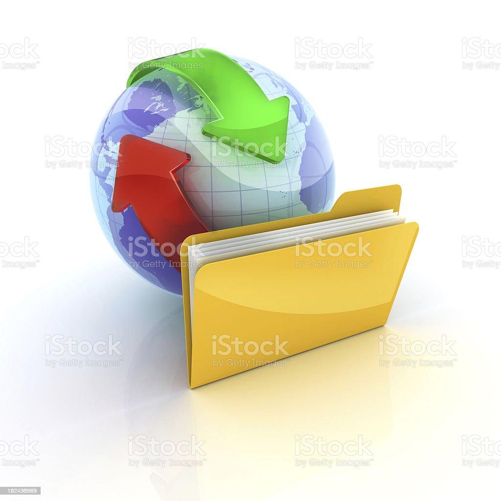online exchange stock photo