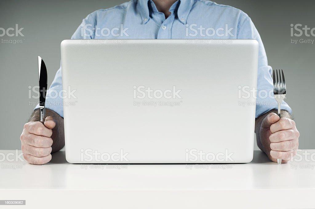 online food stock photo