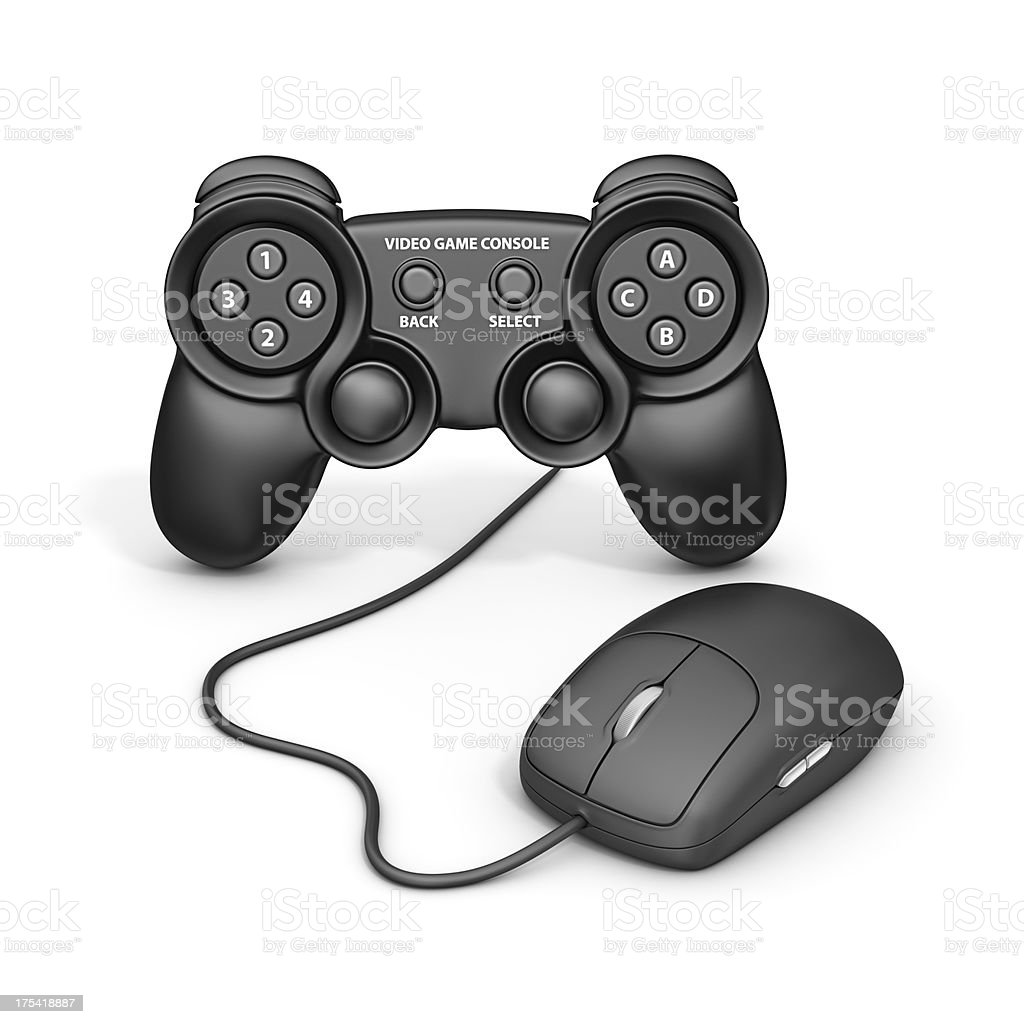 online game stock photo