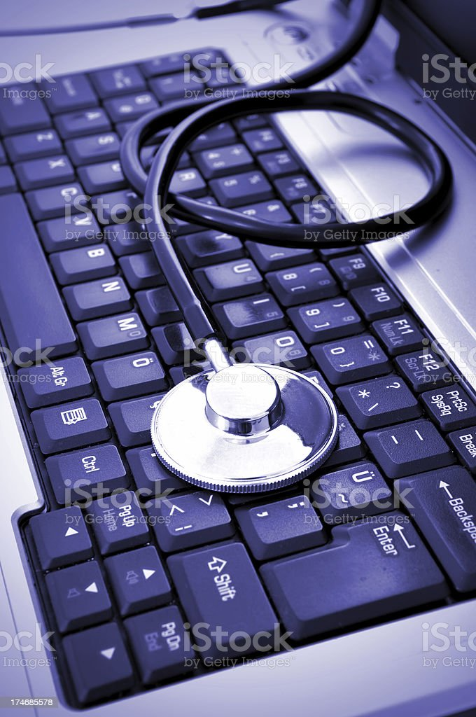 online health royalty-free stock photo