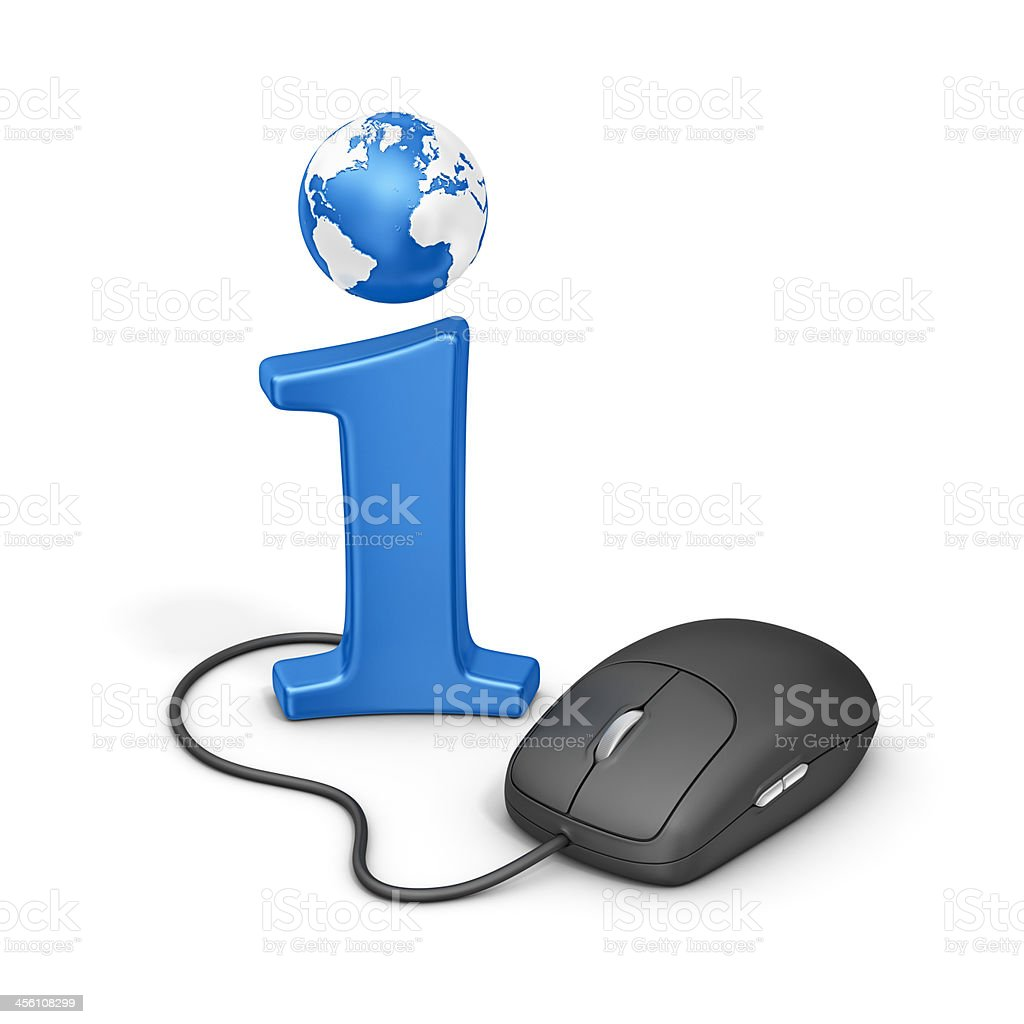 online information royalty-free stock photo