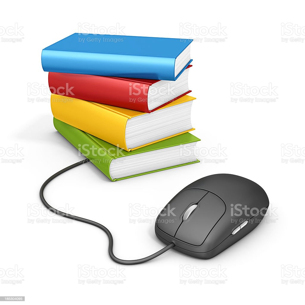 online learning royalty-free stock photo