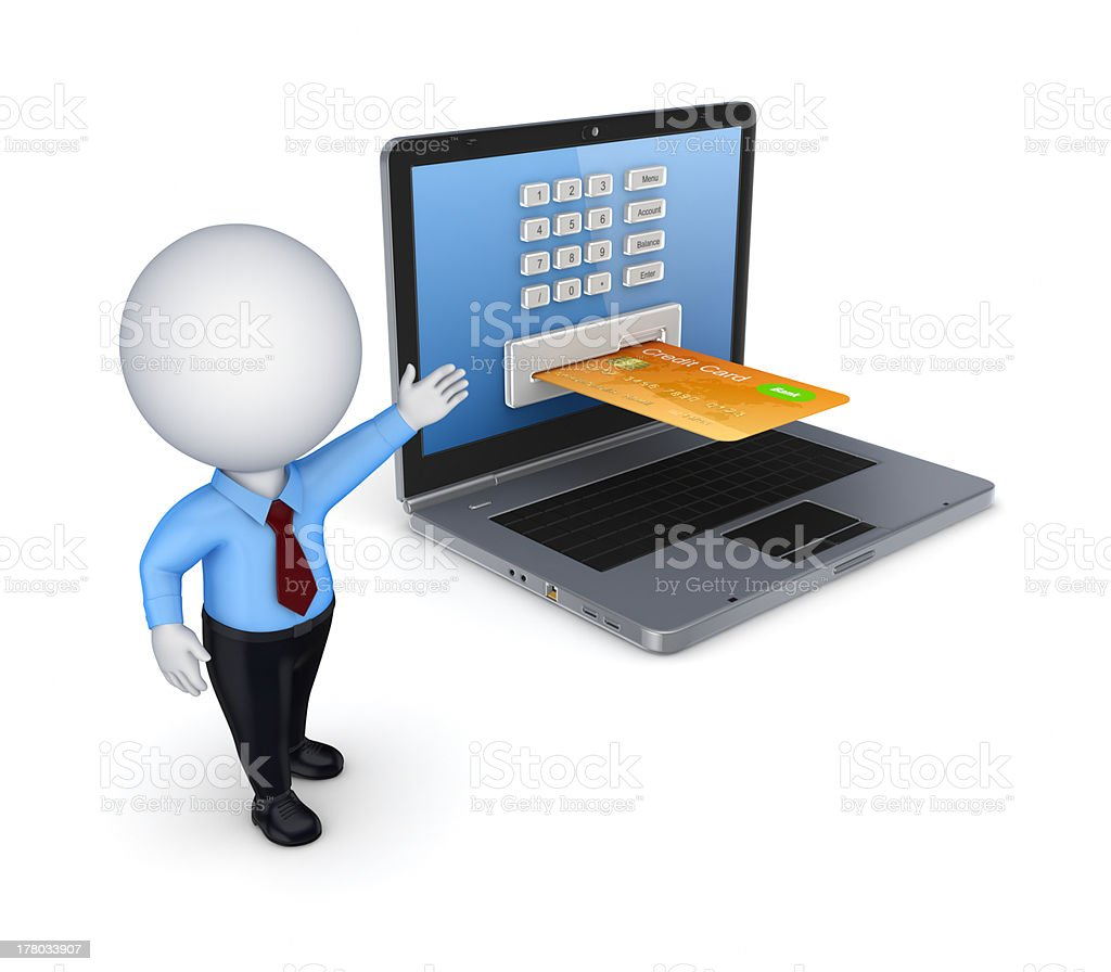 Online payments concept. royalty-free stock photo