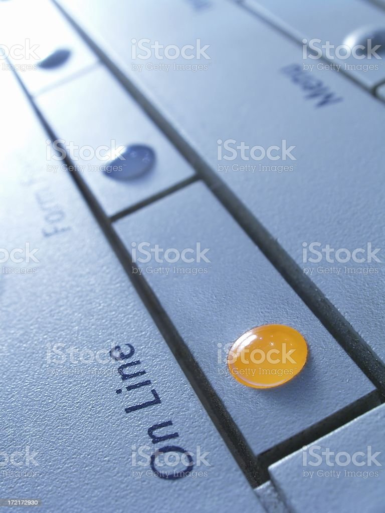 Online royalty-free stock photo