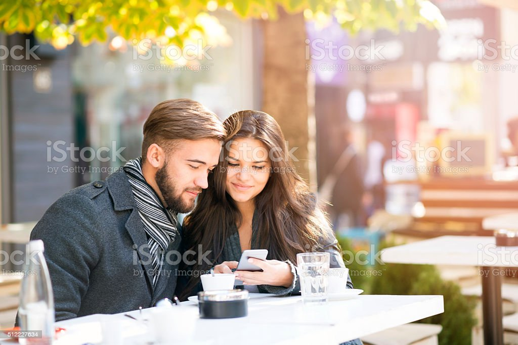 Online Shopping And Surfing The net stock photo