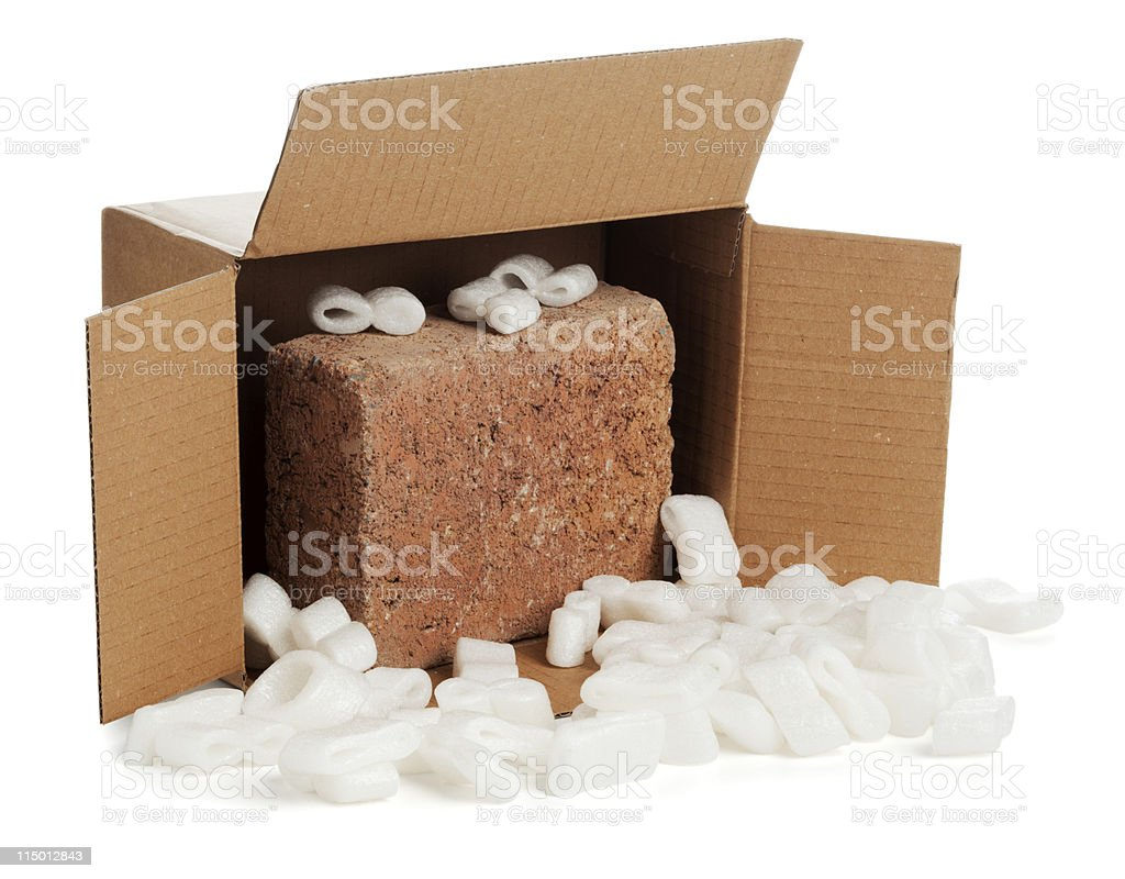 online shopping hoax stock photo