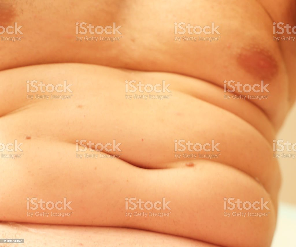 Only fat boy stock photo