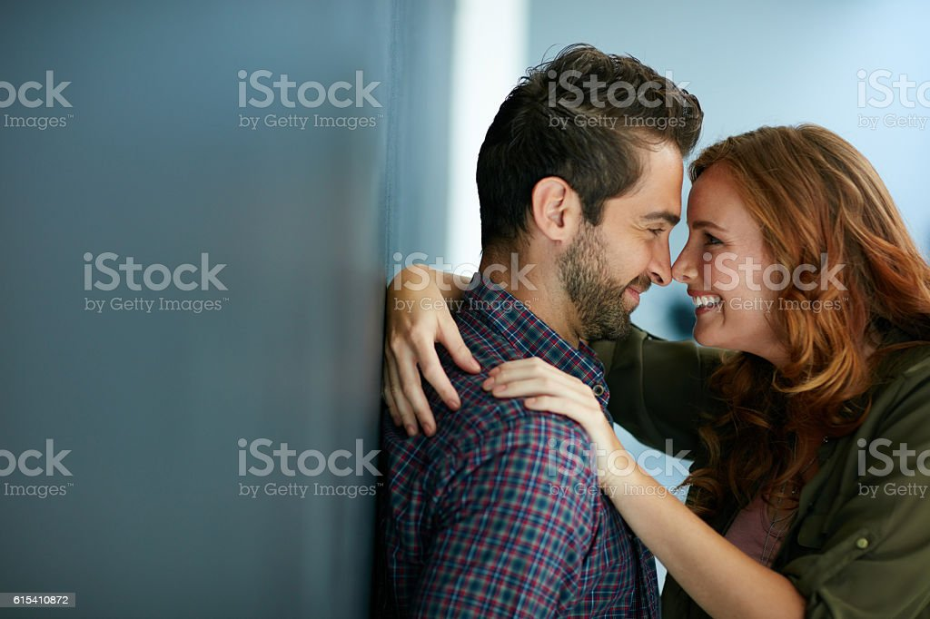 I only have eyes for you stock photo
