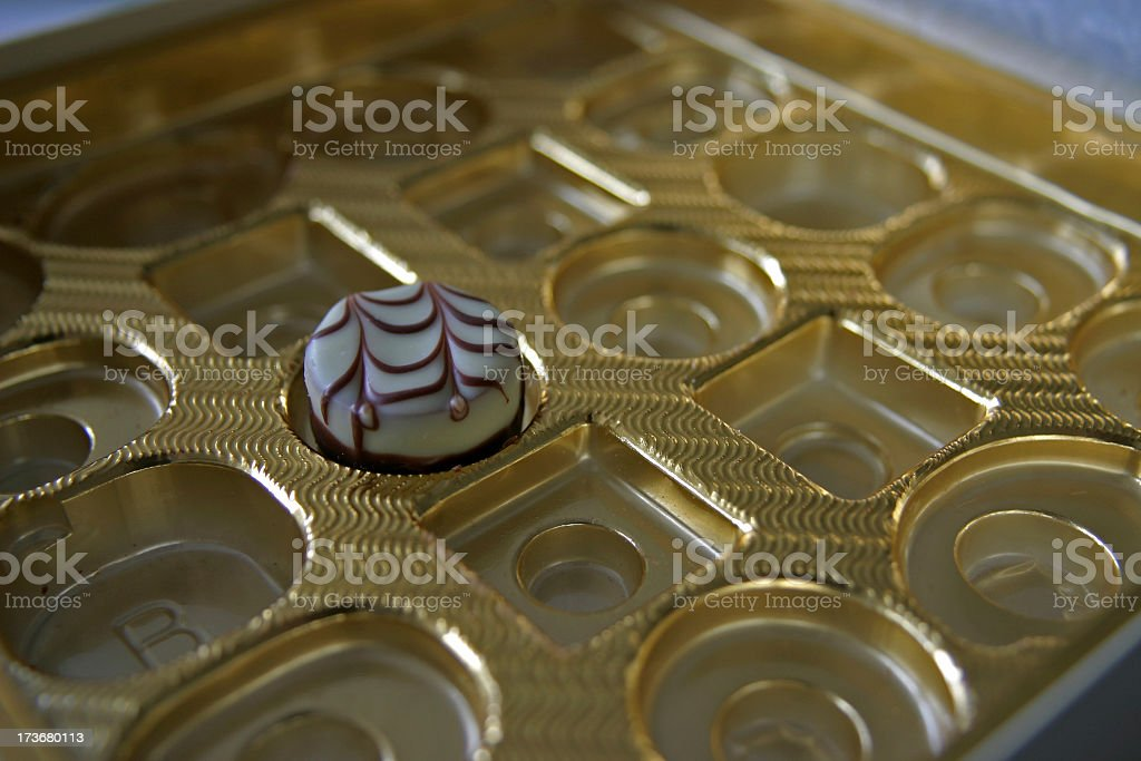 Only one left... stock photo
