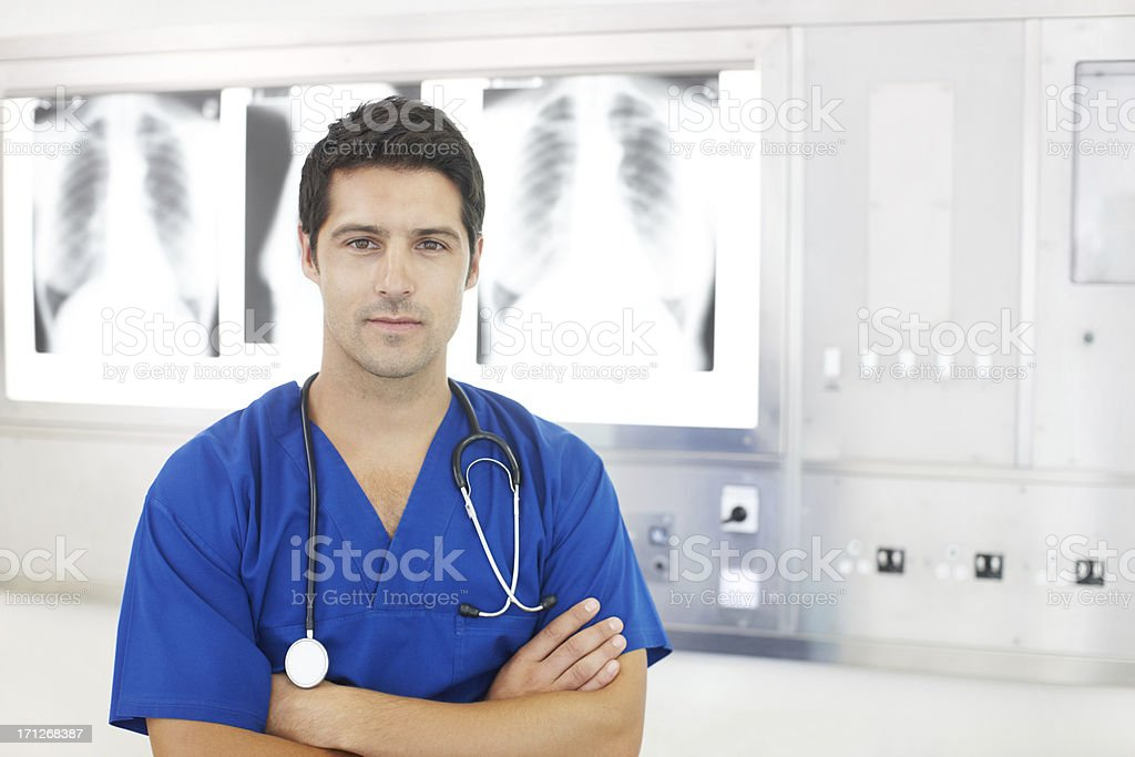 Only the most professional medical assistance stock photo