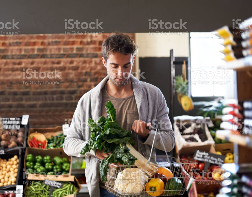 I only want the freshest stock photo