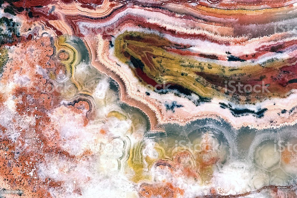 Onyx (agate) texture background stock photo