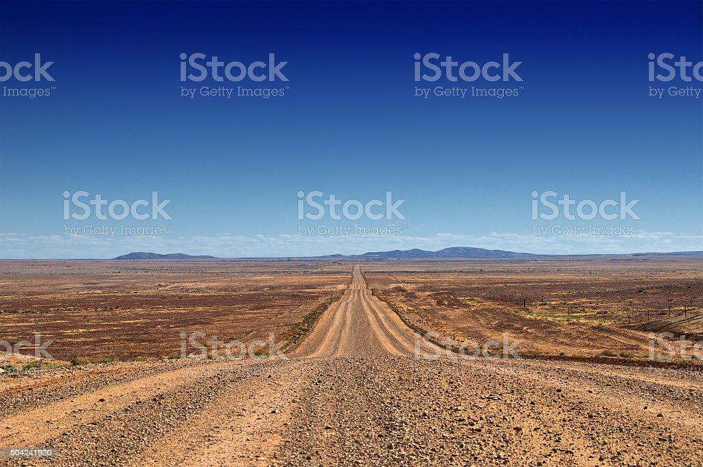 Oodnadatta Track stock photo