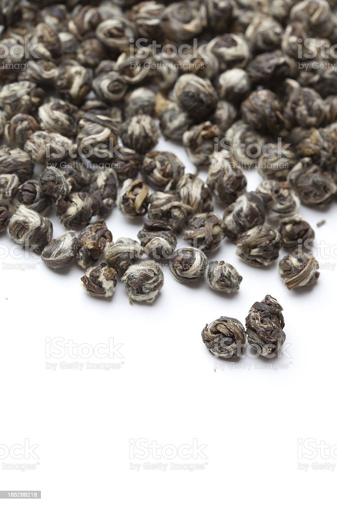 Oolong Tea detail royalty-free stock photo