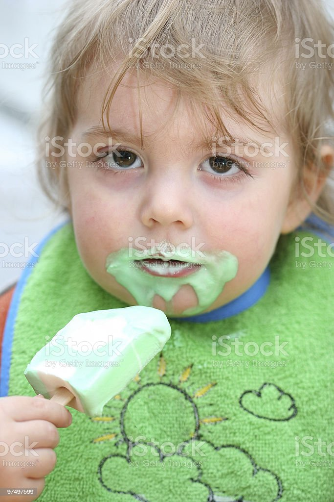 Oops - what a mess! royalty-free stock photo