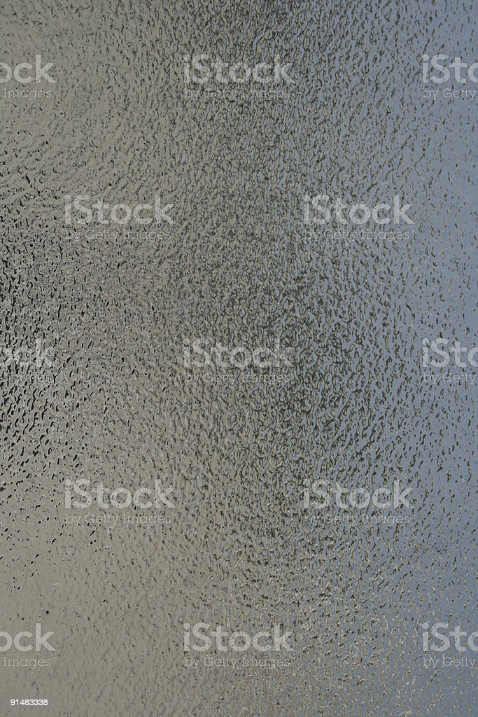 Opaque glass texture background stock photo
