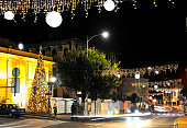 Opatija in christmas time
