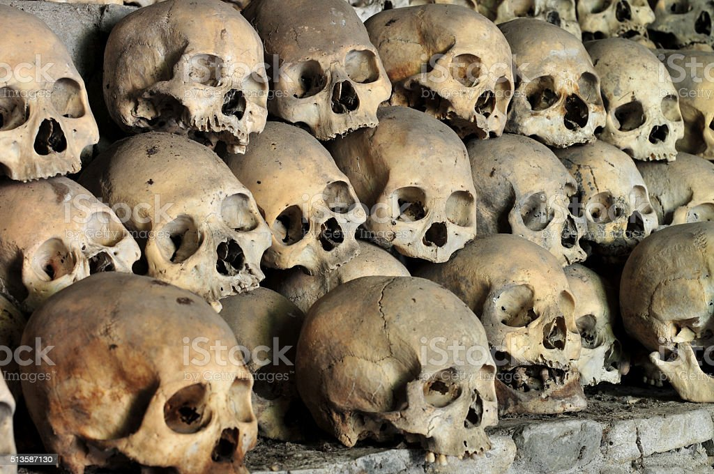 Opdas Mass Burial Cave stock photo