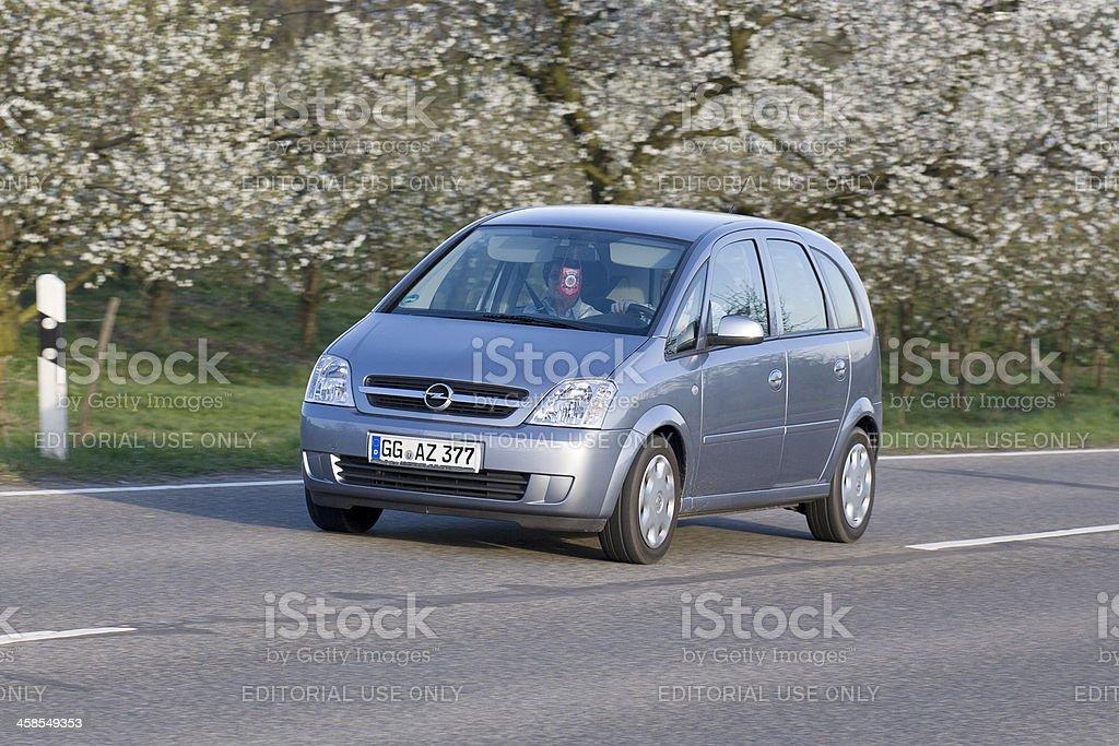 Opel Meriva A stock photo