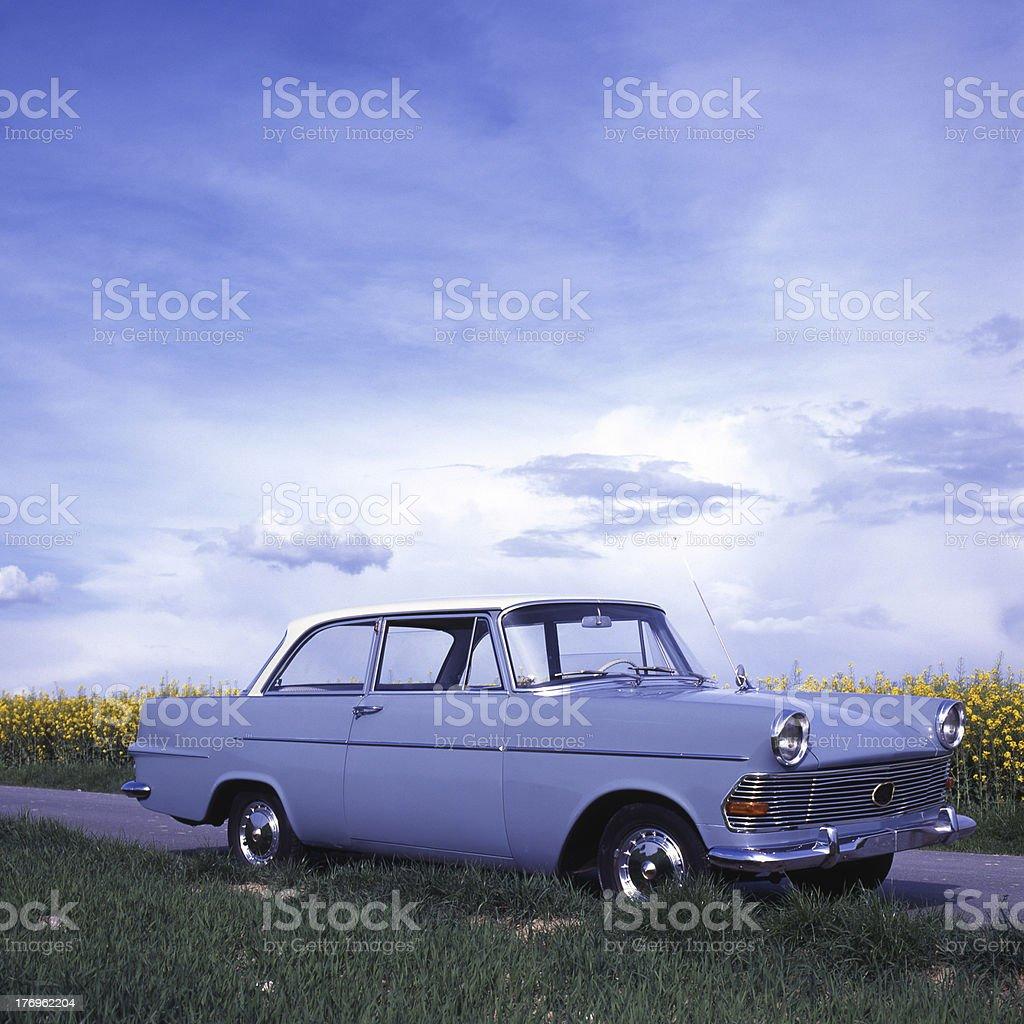 Opel P2 stock photo