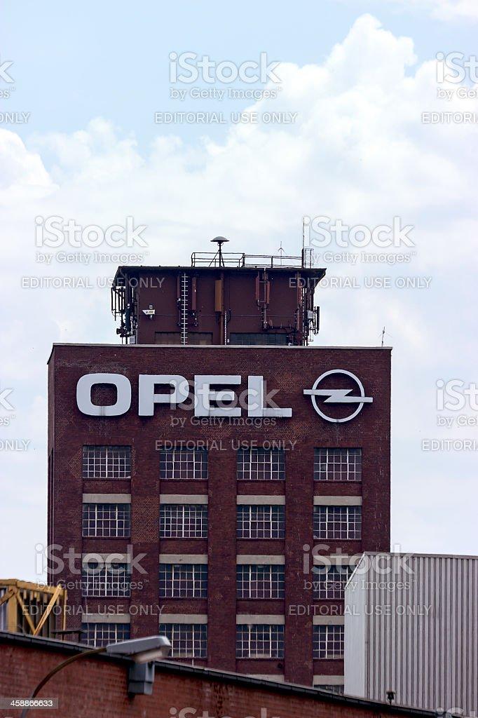 オペル・タワー ロイヤリティフリーストックフォト