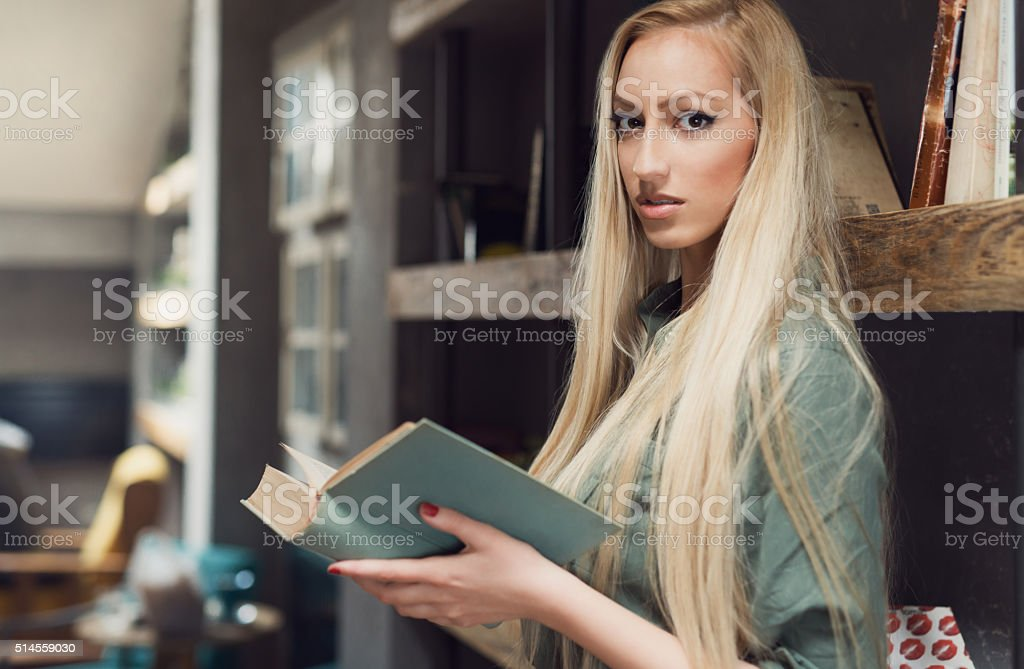 Open A Book, Grow Your Mind! stock photo