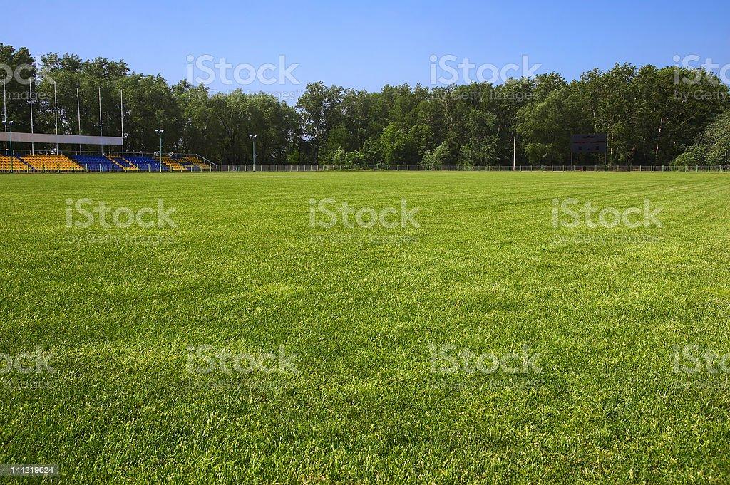 open air stadium royalty-free stock photo