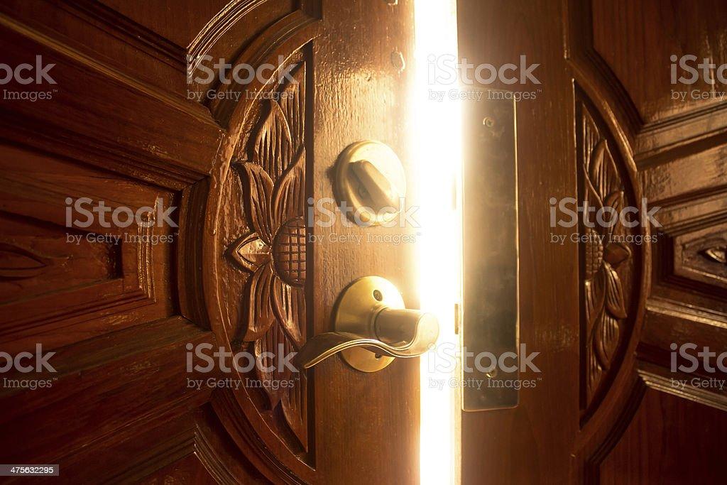 Foyer. stock photo · open door light stock photo ... & Open Door Pictures Images and Stock Photos - iStock Pezcame.Com