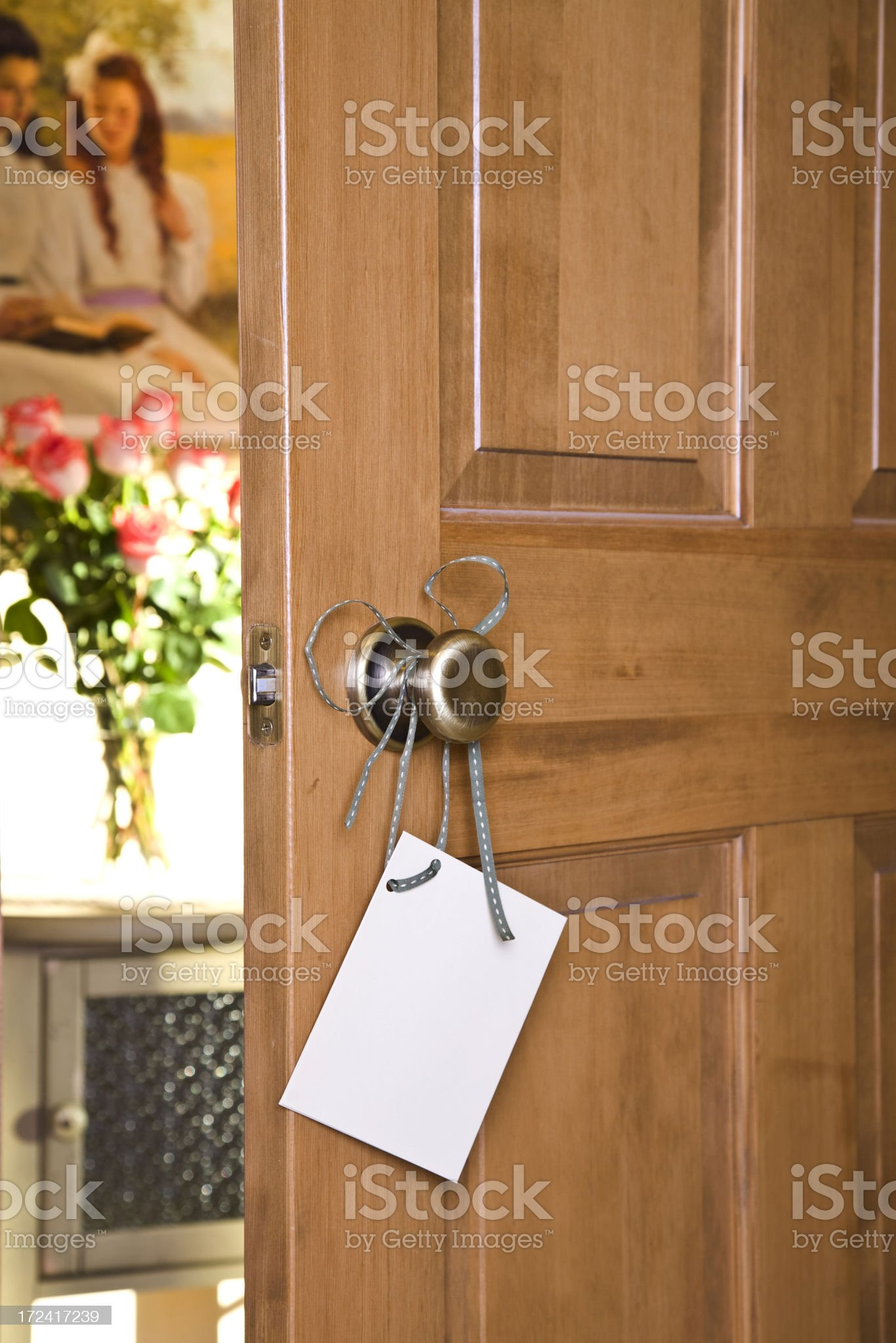 Open House (XL) royalty-free stock photo
