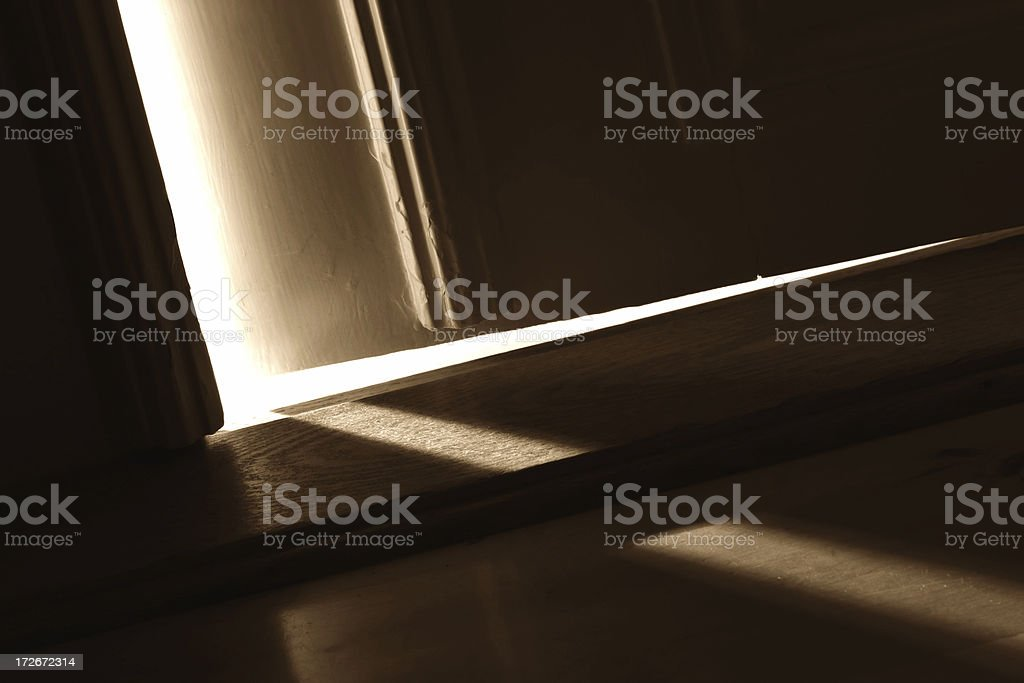 Open stock photo