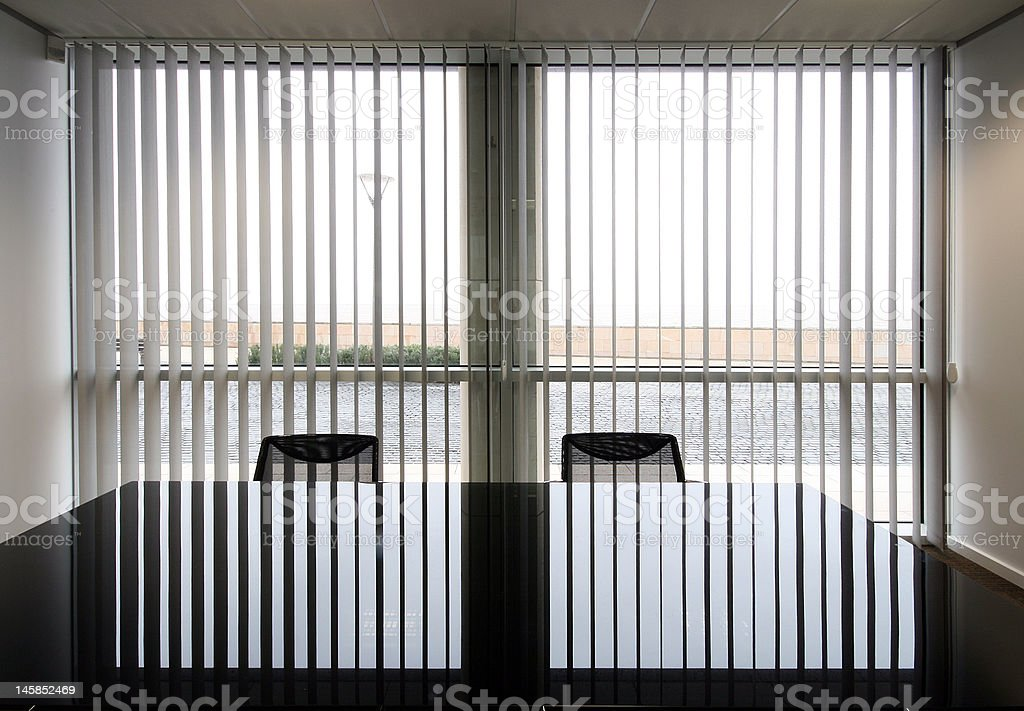 Open Plan Office royalty-free stock photo