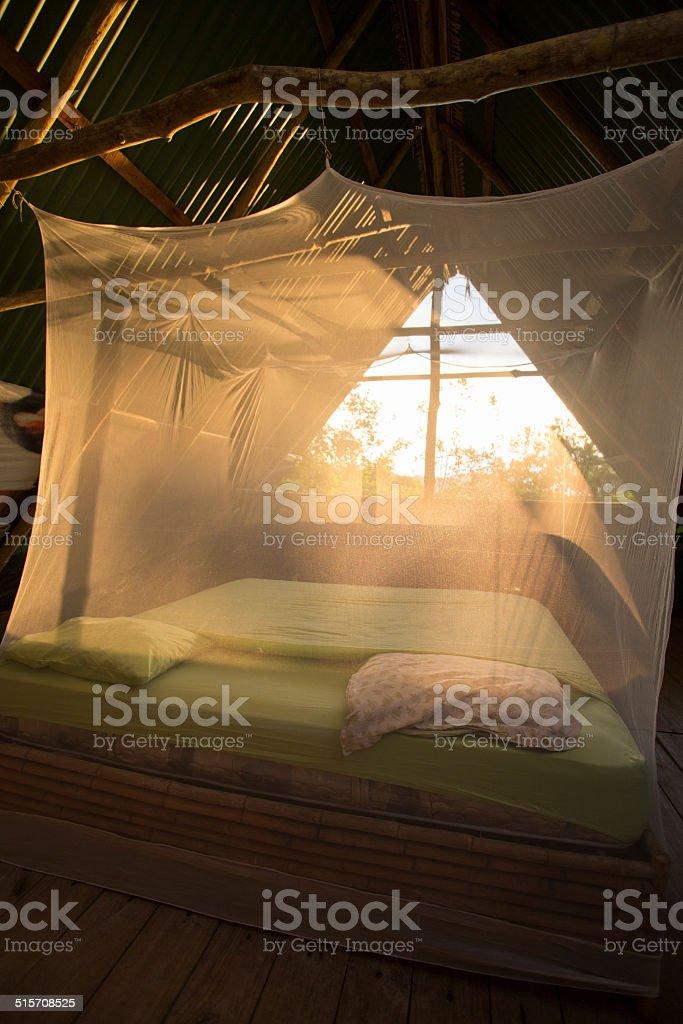 Open room in Costa Rica stock photo