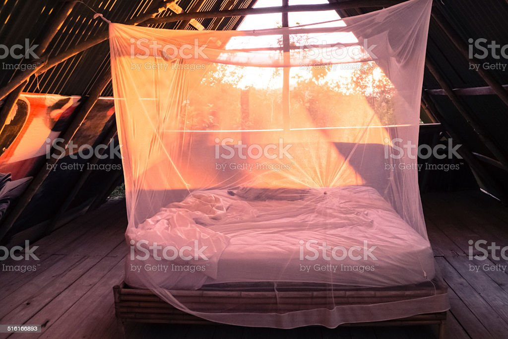 Open room in Costa Rica stock photo
