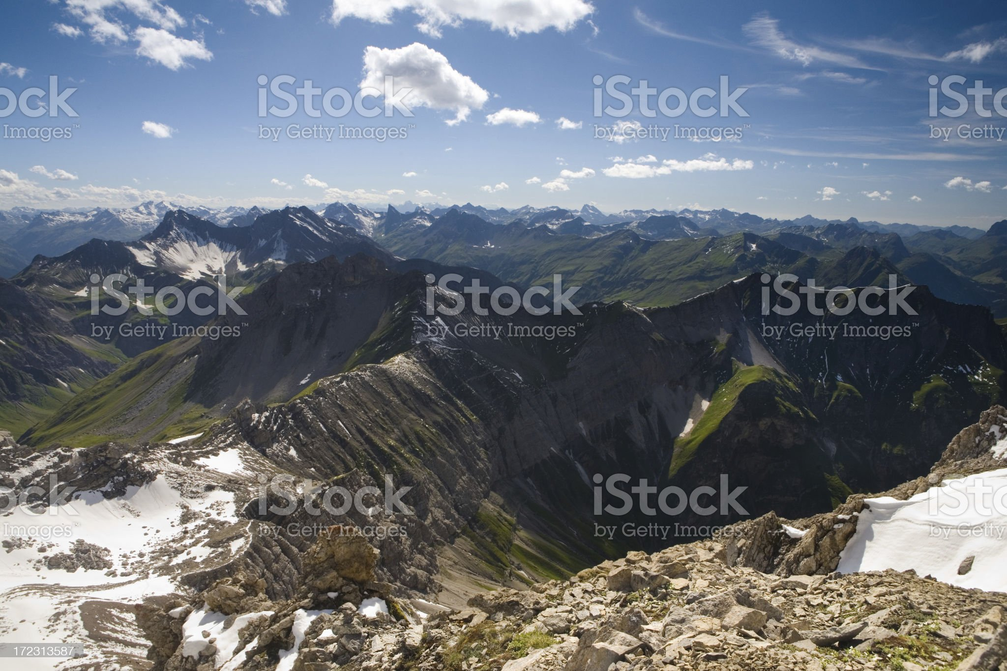 open sky royalty-free stock photo