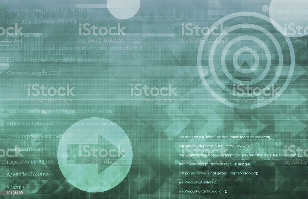 Open Source Technology stock photo
